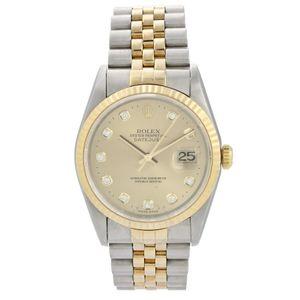 Rolex Datejust 16233G - Worldwide Watch Prices Comparison & Watch Search Engine