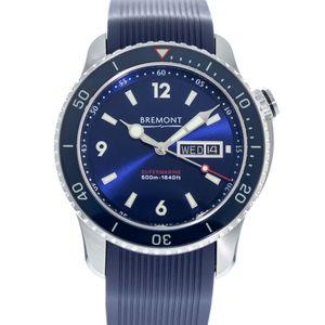 Bremont Supermarine S500/BL/2018 - Worldwide Watch Prices Comparison & Watch Search Engine