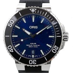 Oris Aquis 01 733 7732 4135-07 4 21 64FC - Worldwide Watch Prices Comparison & Watch Search Engine