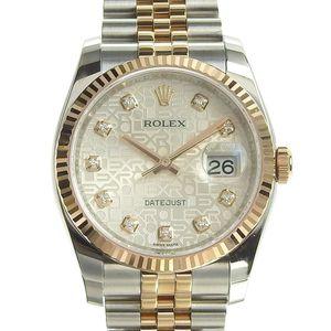Rolex Datejust 116231G - Worldwide Watch Prices Comparison & Watch Search Engine