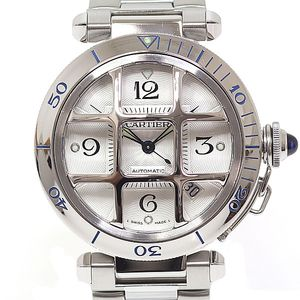 Cartier Pasha W31040H3 - Worldwide Watch Prices Comparison & Watch Search Engine