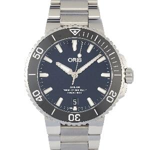 Oris Aquis 01 733 7732 4135-07 8 21 05PEB - Worldwide Watch Prices Comparison & Watch Search Engine