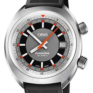Oris Chrondate 01 733 7737 4053-07 4 19 01FC - Worldwide Watch Prices Comparison & Watch Search Engine