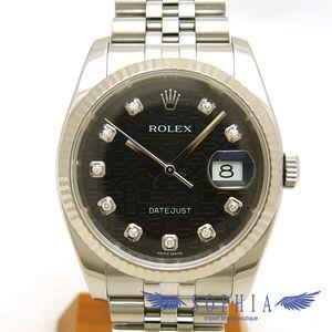 Rolex Datejust 116234G - Worldwide Watch Prices Comparison & Watch Search Engine