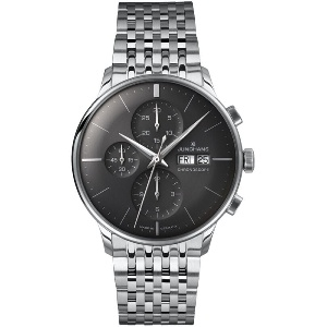 Junghans Meister Chronoscope 027/4324.45 - Worldwide Watch Prices Comparison & Watch Search Engine