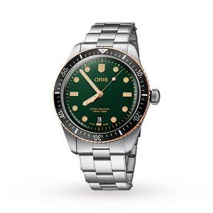Oris Diver 733 7707 4357 8 20 18 - Worldwide Watch Prices Comparison & Watch Search Engine