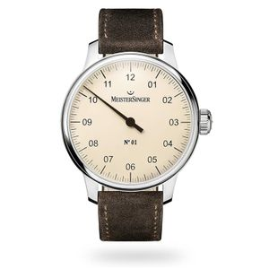 Meistersinger N° 01 DM303 - Worldwide Watch Prices Comparison & Watch Search Engine