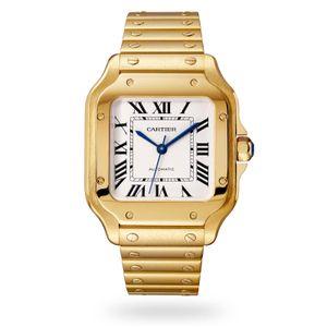 Cartier Santos WGSA0010 - Worldwide Watch Prices Comparison & Watch Search Engine