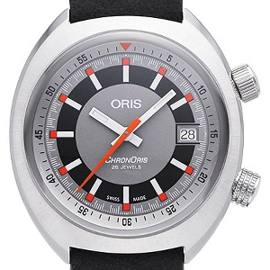 Oris Chrondate 01 733 7737 4053-07 5 19 44 - Worldwide Watch Prices Comparison & Watch Search Engine