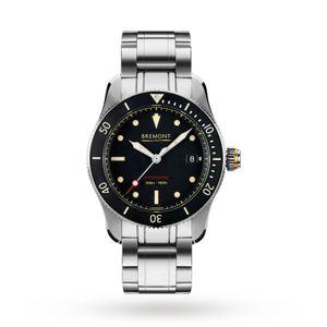 Bremont Supermarine S300/BK/BR - Worldwide Watch Prices Comparison & Watch Search Engine