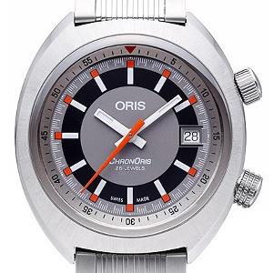 Oris Chrondate 01 733 7737 4053-07 8 19 01 - Worldwide Watch Prices Comparison & Watch Search Engine