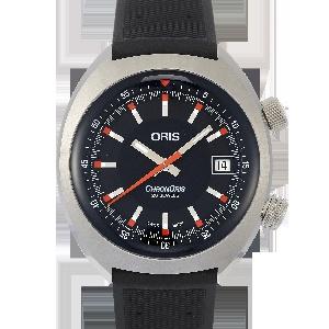 Oris Chrondate 01 733 7737 4054-07 4 19 01FC - Worldwide Watch Prices Comparison & Watch Search Engine