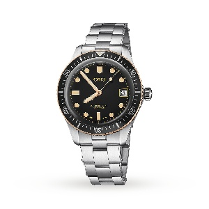 Oris Divers 01 733 7747 4354-07 8 - Worldwide Watch Prices Comparison & Watch Search Engine