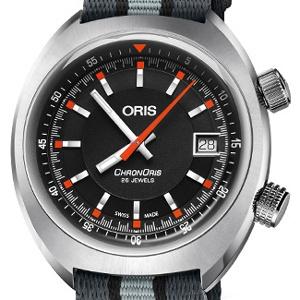 Oris Chrondate 01 733 7737 4054-07 5 19 24 - Worldwide Watch Prices Comparison & Watch Search Engine