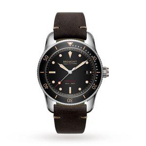 Bremont Supermarine S301/BK/R - Worldwide Watch Prices Comparison & Watch Search Engine
