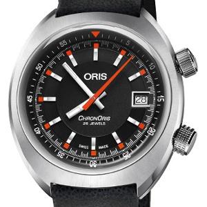 Oris Chrondate 01 733 7737 4054-07 5 19 44 - Worldwide Watch Prices Comparison & Watch Search Engine