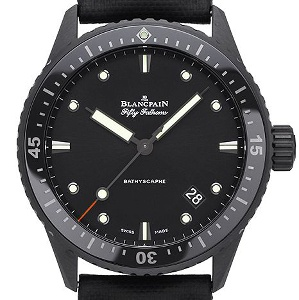 Blancpain Fifty Fathoms 5000-0130-B52A - Worldwide Watch Prices Comparison & Watch Search Engine