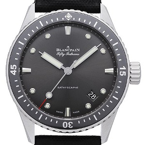 Blancpain Fifty Fathoms 5000-1110-B52A - Worldwide Watch Prices Comparison & Watch Search Engine