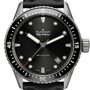 Blancpain Fifty Fathoms 5000-1230-B52A - Worldwide Watch Prices Comparison & Watch Search Engine