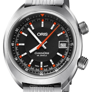 Oris Chrondate 01 733 7737 4054-07 8 19 01 - Worldwide Watch Prices Comparison & Watch Search Engine