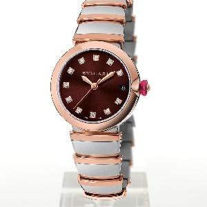 Bulgari Lucea 102689 LU33C11SPGSPGD/11 - Worldwide Watch Prices Comparison & Watch Search Engine