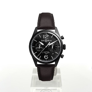 Bell & Ross Vintage BRV126-BL-CA/SCA/2 - Worldwide Watch Prices Comparison & Watch Search Engine