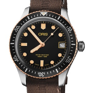 Oris Divers 01 733 7747 4354-07 5 17 30 - Worldwide Watch Prices Comparison & Watch Search Engine