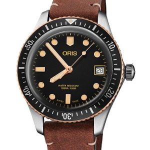 Oris Divers 01 733 7747 4354-07 5 17 45 - Worldwide Watch Prices Comparison & Watch Search Engine