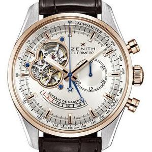 Zenith El Primero 51.2080.4021/01.C494 - Worldwide Watch Prices Comparison & Watch Search Engine