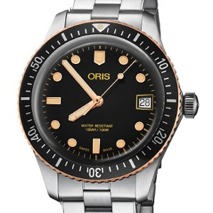 Oris Divers 01 733 7747 4354-07 8 17 18 - Worldwide Watch Prices Comparison & Watch Search Engine