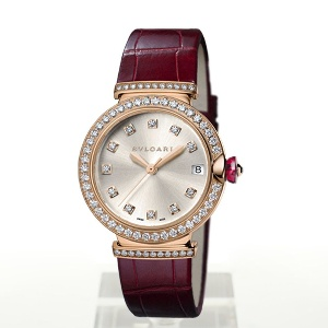 Bulgari Lucea 102329 LUP33C6GDLD/11 - Worldwide Watch Prices Comparison & Watch Search Engine