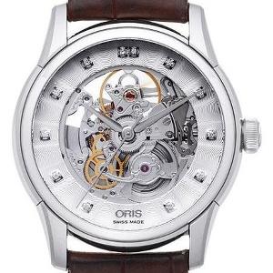 Oris Artelier 01 734 7670 4019-07 1 21 73FC - Worldwide Watch Prices Comparison & Watch Search Engine