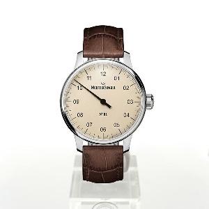 Meistersinger No 01 DM303_SG02 - Worldwide Watch Prices Comparison & Watch Search Engine