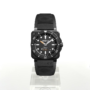 Bell & Ross Instrument BR0392-D-BL-CE/SRB - Worldwide Watch Prices Comparison & Watch Search Engine