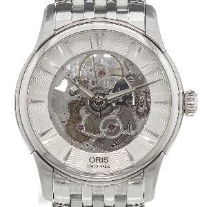 Oris Artelier 01 734 7670 4051-07 8 21 77 - Worldwide Watch Prices Comparison & Watch Search Engine