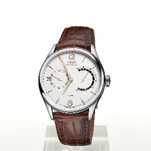 Oris Artelier 01 111 7700 4021-Set 1 23 83FC - Worldwide Watch Prices Comparison & Watch Search Engine