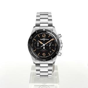 Bell & Ross Vintage BRV294-HER-ST/SST - Worldwide Watch Prices Comparison & Watch Search Engine