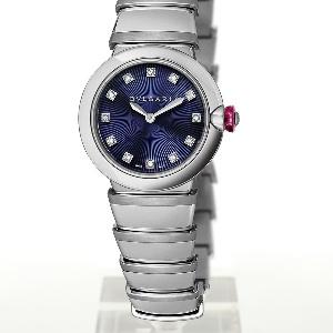 Bulgari Lucea 102568 LU28C3SS/12 - Worldwide Watch Prices Comparison & Watch Search Engine