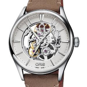 Oris Artelier 01 734 7721 4051-07 5 21 32FC - Worldwide Watch Prices Comparison & Watch Search Engine