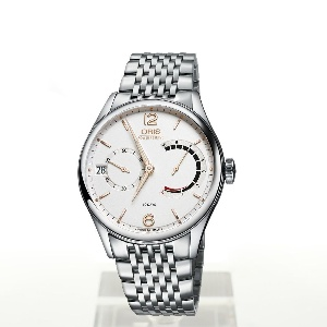 Oris Artelier 01 111 7700 4021-Set 8 23 79 - Worldwide Watch Prices Comparison & Watch Search Engine