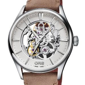 Oris Artelier 01 734 7721 4051-07 5 21 33FC - Worldwide Watch Prices Comparison & Watch Search Engine