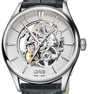 Oris Artelier 01 734 7721 4051-07 5 21 61FC - Worldwide Watch Prices Comparison & Watch Search Engine