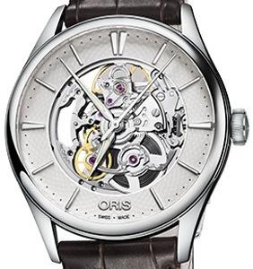 Oris Artelier 01 734 7721 4051-07 5 21 65FC - Worldwide Watch Prices Comparison & Watch Search Engine
