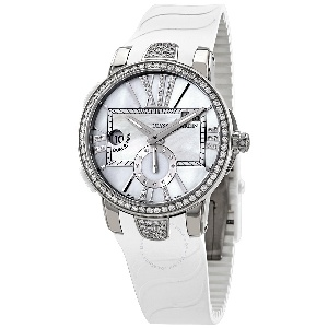 Ulysse Nardin Executive Dual Time 243-10B-3C-391 - Worldwide Watch Prices Comparison & Watch Search Engine