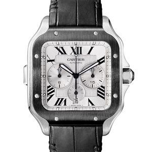 Cartier Santos WSSA0017 - Worldwide Watch Prices Comparison & Watch Search Engine