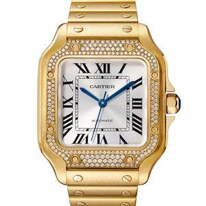 Cartier Santos WJSA0010 - Worldwide Watch Prices Comparison & Watch Search Engine