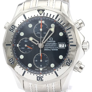 Omega Seamaster 2598.80 - Worldwide Watch Prices Comparison & Watch Search Engine