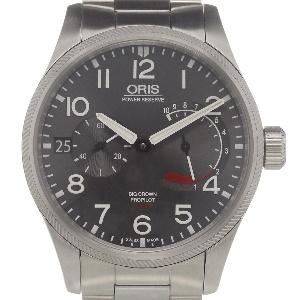 Oris Big Crown 01 111 7711 4163-Set 8 22 19 - Worldwide Watch Prices Comparison & Watch Search Engine