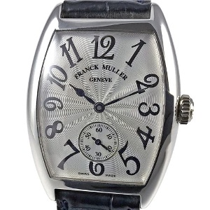 Franck Muller Cintrée Curvex 7500 S6 - Worldwide Watch Prices Comparison & Watch Search Engine