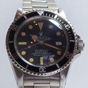 Rolex Sea Dweller 1665 Great White - Worldwide Watch Prices Comparison & Watch Search Engine